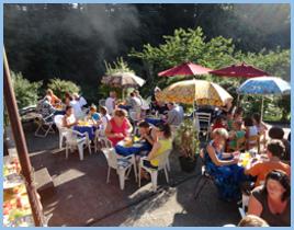Urlaub in Binz auf Rügen im Freizeit- und Erholungshaus Königseck