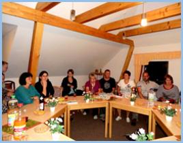 Urlaub in Binz auf R�gen im Freizeit- und Erholungshaus K�nigseck